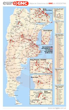 Haga un clic para ampliar el Mapa de Estaciones