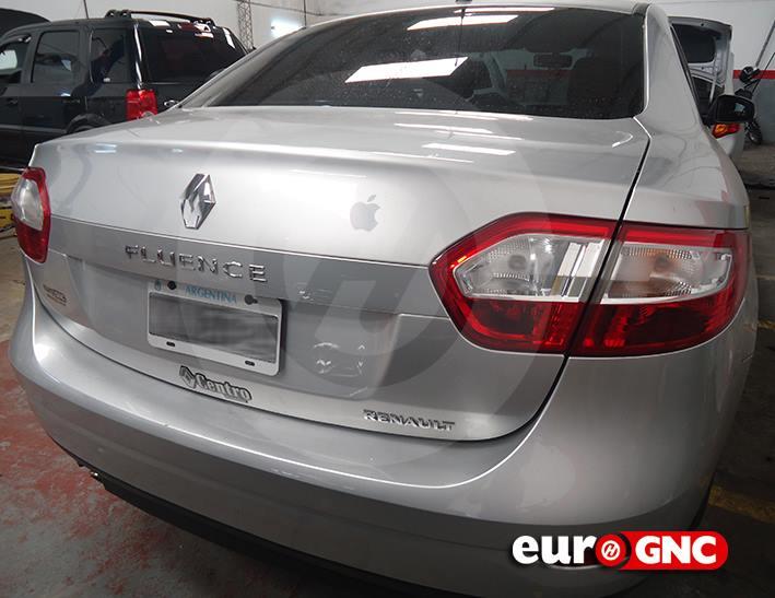 Renault Fluence 70 lts.