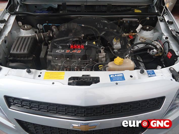 Chevrolet Agile 60 lts.
