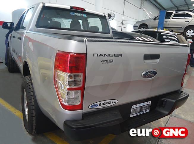 Ford Ranger 0 km 2 x 60 lts.